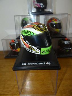 Alvaro Bautista 2013 Casque Helmett Miniature Altaya 1/5 MOT