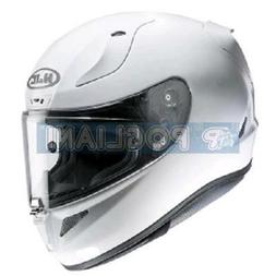 Casque de Moto Intégrale HJC Rpha 11 Métal Blanc / Blanc N