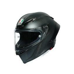 Casque de Moto AGV Pista Gp RR Solide Mplk Couleur: Noir Mat