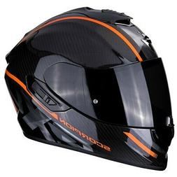 SCORPION Casque de Moto Route Intégrale EXO-1400 Air Carbon