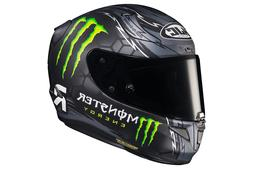 Casque Helm Casque Helmet HJC Rpha 11 Crutchlow Replica Blac