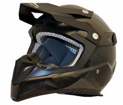 Casque Helmet Cross Carbone S810 Moto / Quad  Homologué  XS