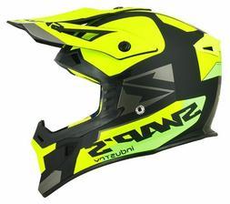 casque helmet cross mx us s818 moto