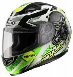 Casque Helmet Helm Capacete Intégrale CS15 CS-15 Rafu MC4H