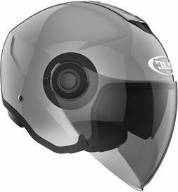 Casque Helmet Moto Demi Jet HJC I40 Grey Gris Taille XL