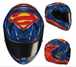 HJC Casque Intégral Rpha 11 Dc Comics Superman Taille M