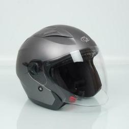 Casque jet One Jettone titane homme / femme Taille XS 53-54c