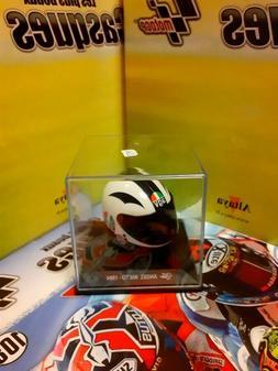 Casque miniature Moto GP 1/5  Altaya ANGEL NIETO 1984