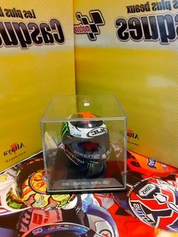 Casque miniature Moto GP 1/5  Altaya Lorenzo 2013