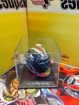Casque miniature Moto GP 1/5 Altaya MARC MARQUEZ 2012