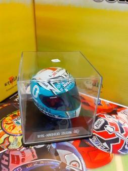 Casque miniature Moto GP 1/5 Altaya MIGUEL OLIVEIRA 2016