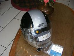 casque moto demi jet S  Zeus Helmet
