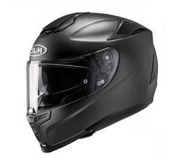 Casque Moto Intégrale HJC RPHA70 Demi-Plat Titane TAILLE S