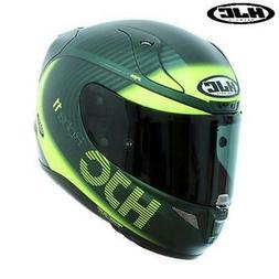 Casque Moto Intégrale Sportif Pinlock HJC RPHA11 Bine MC4HS
