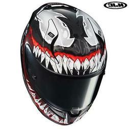 Casque Moto Intégrale Sportif HJC RPHA 11 Venom II MC1 Marv