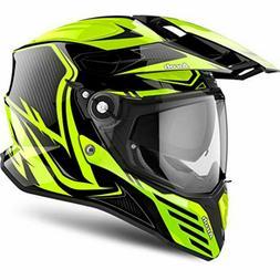 Casque Moto Motocross Quad Airoh Commander Carbon T: XXL 63/