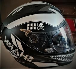 Casque moto Shark S700 LEGION taille L comme neuf