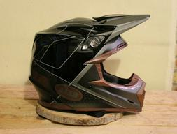 Casque Motocross BELL MOTO-9 Flex OCCASION Carbone / noir /