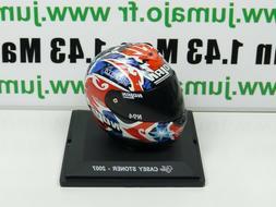 CM11 CASQUE MOTO GP 1/5  : CASEY STONER 2007Nolan