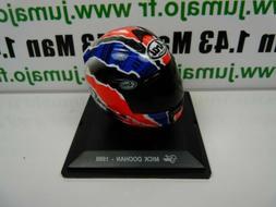CM5 CASQUES MOTO GP 1/5  : MICK DOOHAN 1998 Arai
