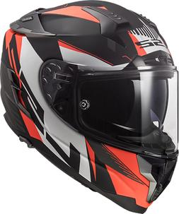 LS2 FF327 CHALLENGER Squadron CASQUE INTEGRAL MOTO SCOOTER,