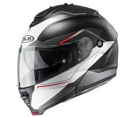 HJC Is-Max II Magma Casque Modulable Casque de Moto Touring