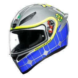 AGV K1 VR46 Rossi Mugello Réplica Intégral Casque Moto
