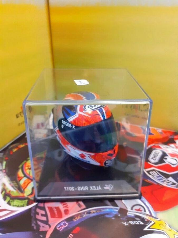 casque miniature moto gp 1 5 alex
