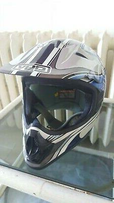 Casque moto AGV Cross Taille M tour de tête 58-59 TRES BON
