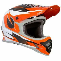 O'Neal 3Series Moto MX Motocross Enduro Casque Riff Orange X